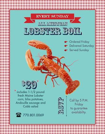 2015 lobster